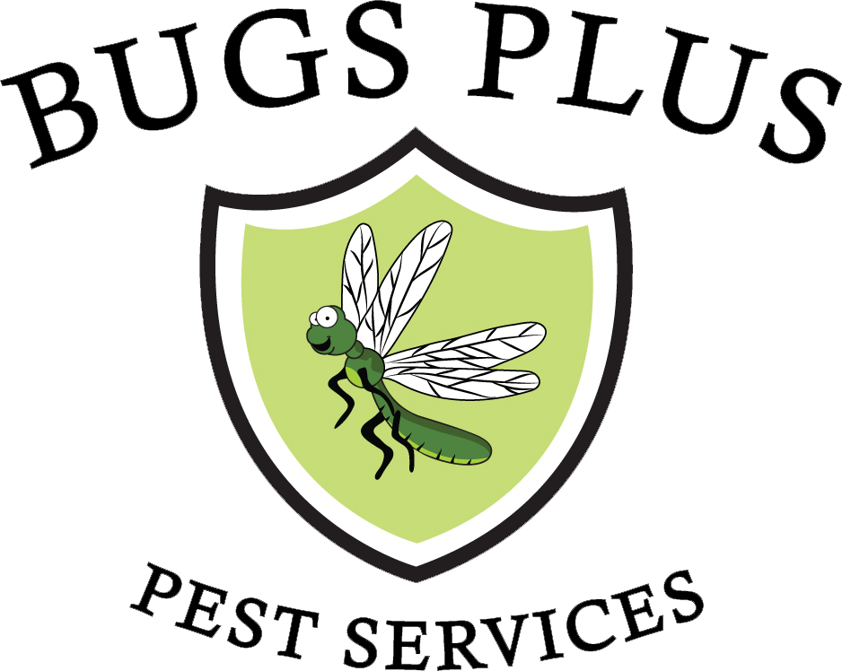 Bugs Plus Pest Services logo